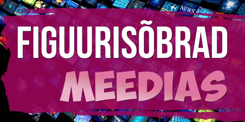 Figuurisõbrad Meedias